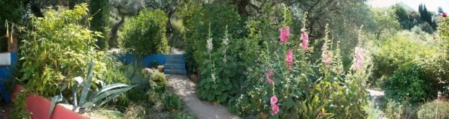 La Rosilla Garden