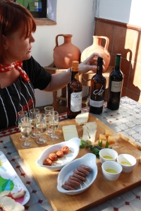 Cooking courses La Rosilla Andalucia