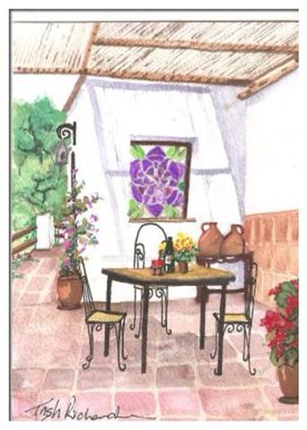 La Rosilla Terrace Dining