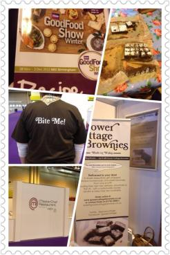 Gower Cottage Brownies