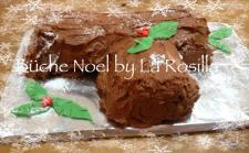 Buche Noel - Yule log