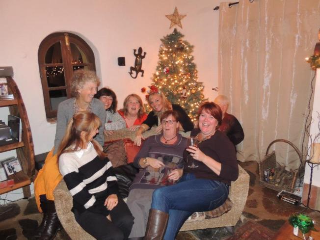 La Rosilla ladies group