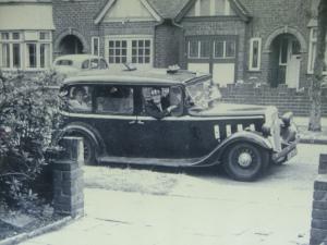 Austin Taxi 1959
