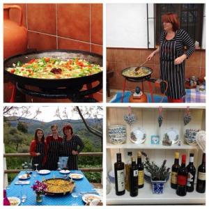 Cookery Class La Rosilla