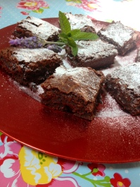 La Rosilla Brownies