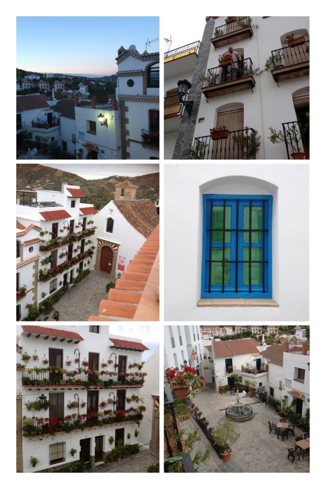 La Posada del plaza Canillas de Albaida.