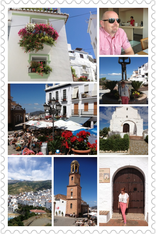 Competa and Bodegas Bentomiz