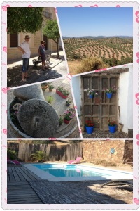 The Olive Mill Cordoba rest & relax