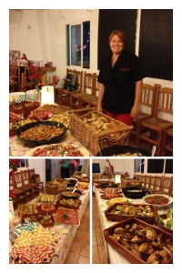 La Rosilla Spanish Buffet