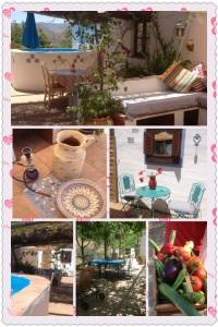 La Rosilla, summertime ready .  Luxury villa rental.