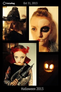 Halloween at La Rosilla