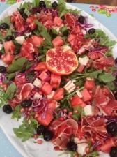 Pomiliicious Salad