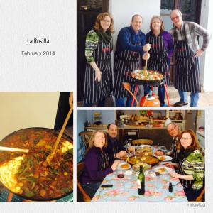 La Rosilla Cookin & Culture day.