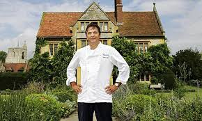 Raymond Blanc at Le Manoir