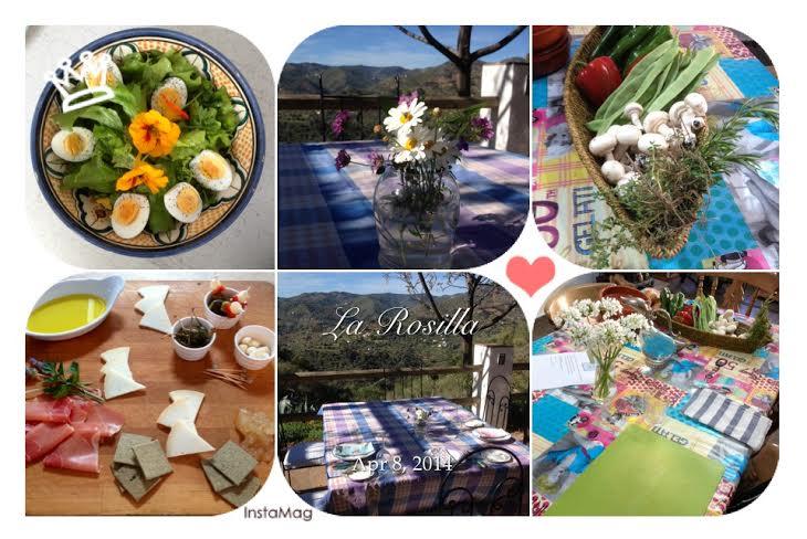 Paella Day at La Rosilla