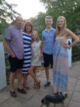 Family celebration.