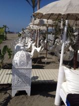 Bere-bere, beach club